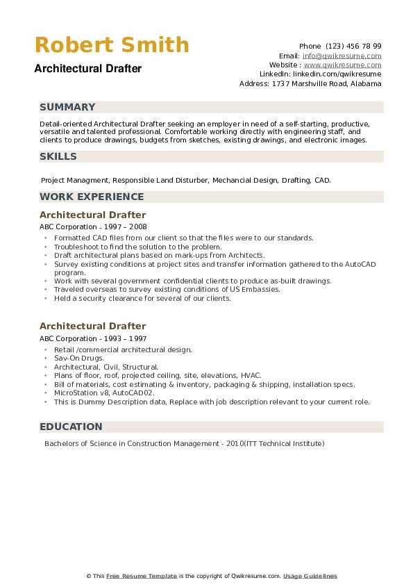 architectural drafter resume samples qwikresume drafting examples pdf hvac cover letter Resume Architectural Drafting Resume Examples
