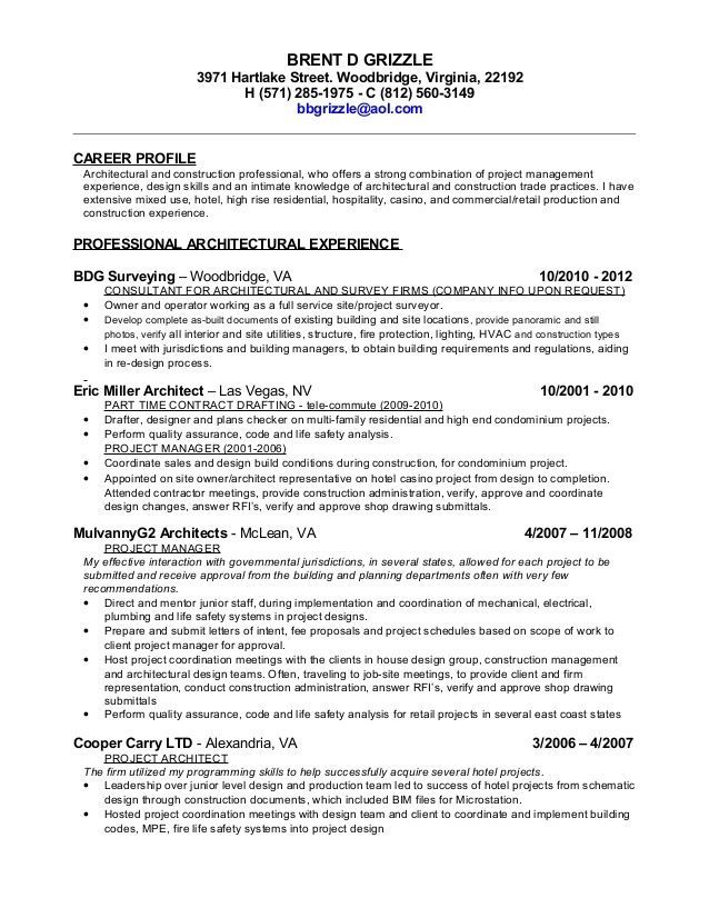 architectural drafting resume examples best summary description for professional acting Resume Architectural Drafting Resume Examples