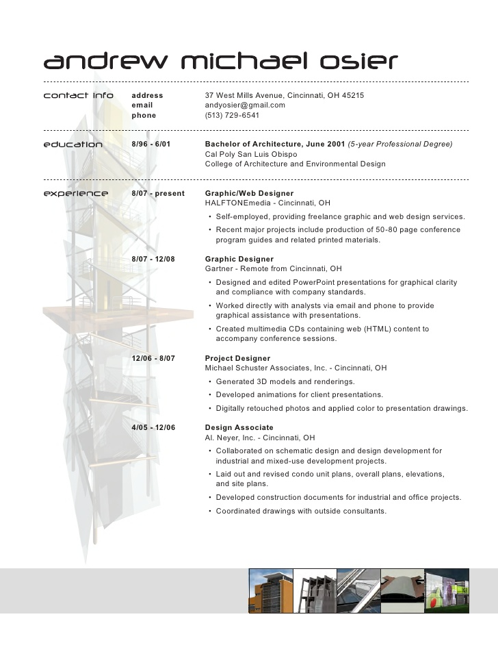 architectural visualizer cv october resume sample andy osiers pdf objective for medical Resume Visualizer Resume Sample