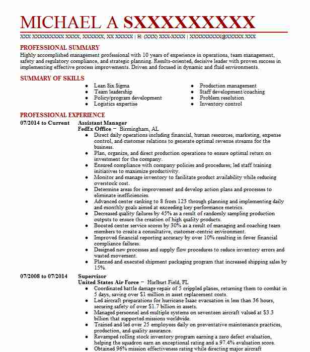 assistant manager resume example dominos pizza lawrenceville burger trainer summary self Resume Burger King Assistant Manager Resume