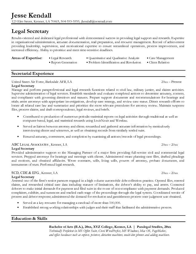 attorney resume examples sample resumes job samples for legal assistant paralegal lab Resume Sample Resume For Legal Assistant Paralegal
