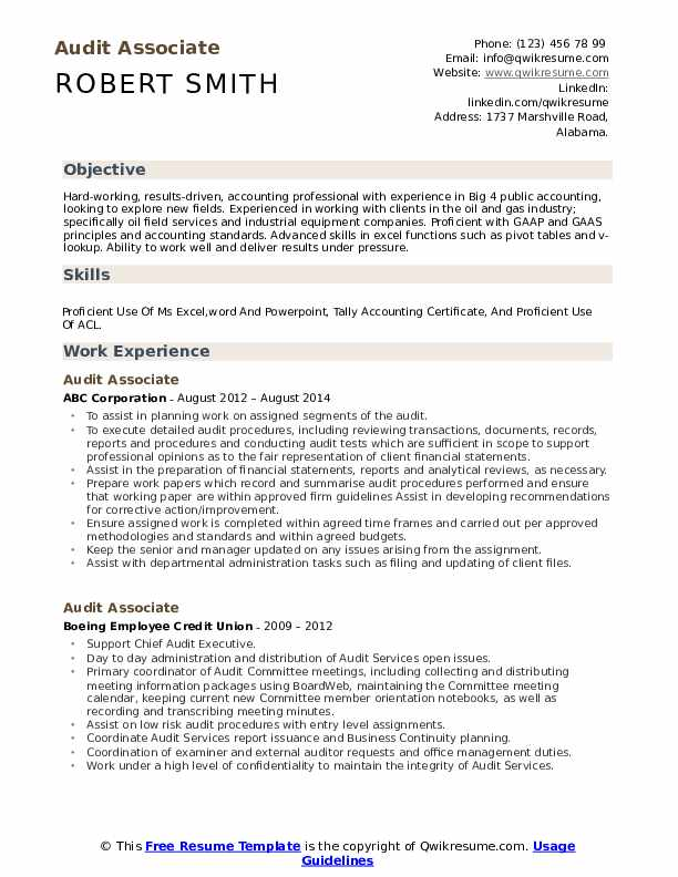 audit associate resume samples qwikresume experienced pdf writing objective examples Resume Experienced Audit Associate Resume