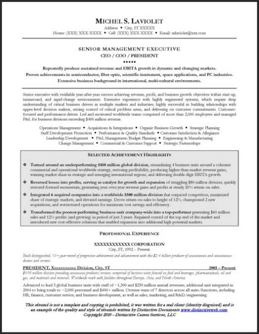award winning ceo resume templates wisestep of google sample cv strong qualifications for Resume Resume Of Ceo Of Google