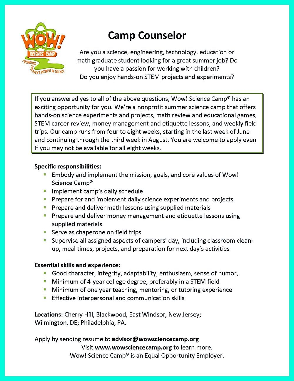 awesome counselor resume examples to get hired now residential qualification table Resume Residential Counselor Resume