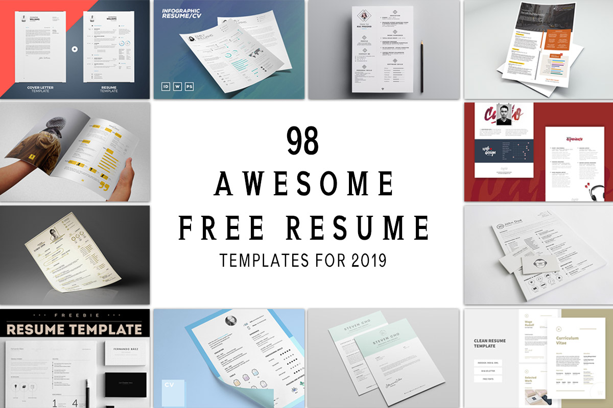 awesome free resume templates for creativetacos totally examples warehouse associate Resume Totally Free Resume Templates