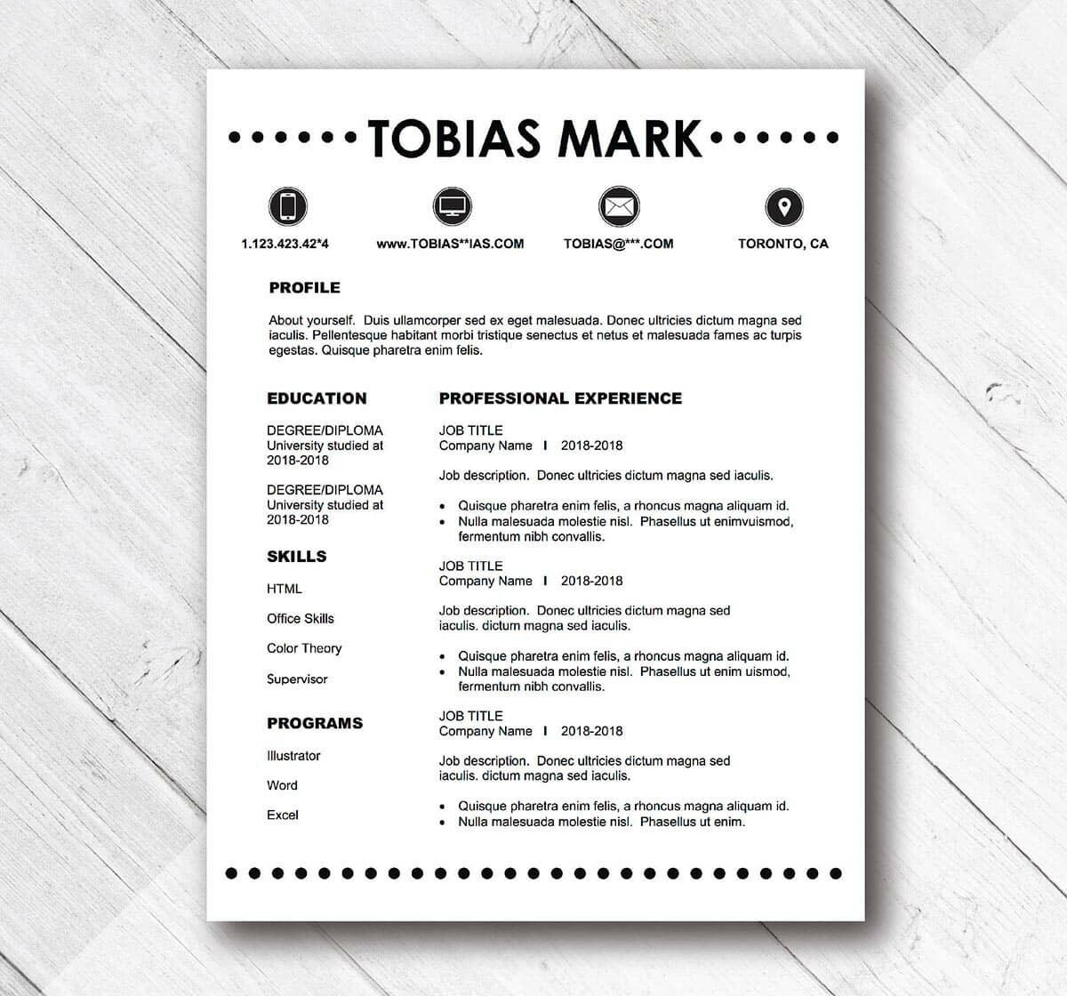 basic and simple resume template examples format templates sample international software Resume Simple Resume Format Examples