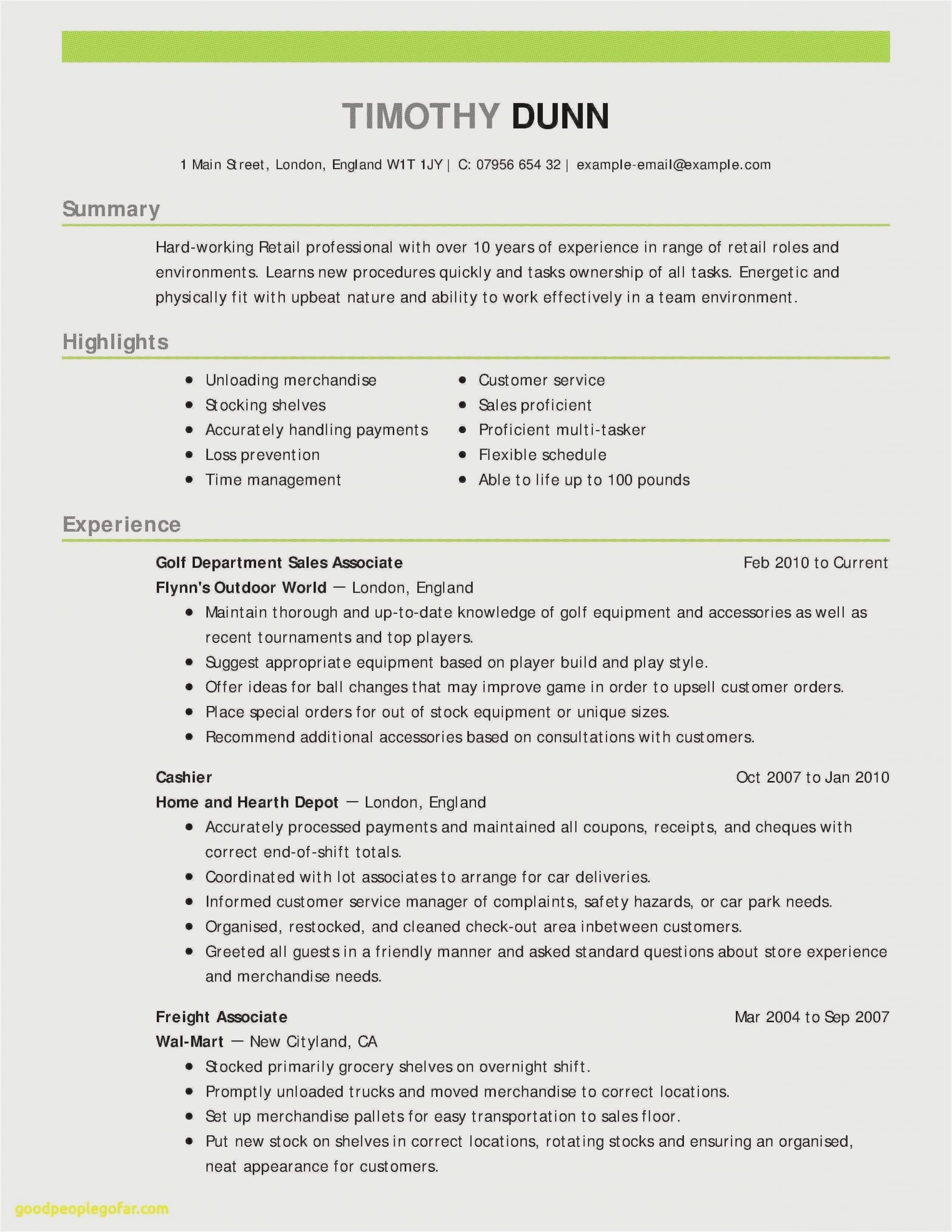 basic resume format examples sample scaled say example of objective for ojt writing Resume Basic Resume Examples 2019