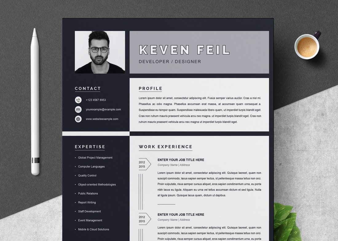 best cv resume templates design shack ceo template word free black dorothy for acting Resume Ceo Resume Template Word Free
