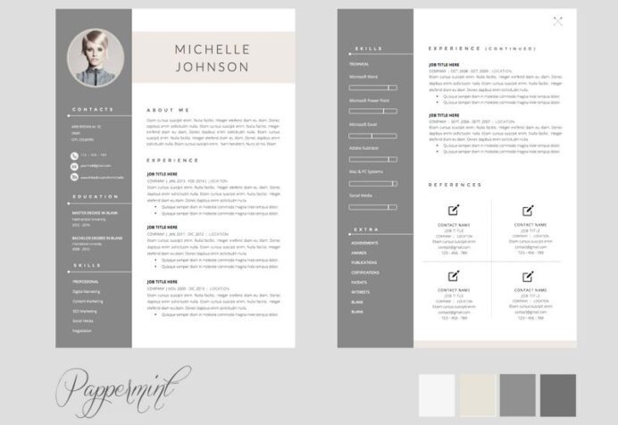 best cv resume templates template word free pilot sample home health aide objective Resume Free 2021 Resume Templates Word