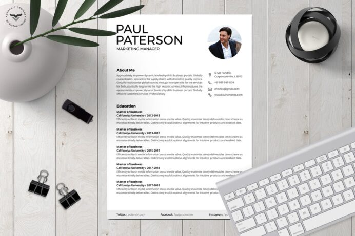 best cv resume templates theme designs email symbol for refrigeration and airconditioning Resume Best Resume Designs 2021