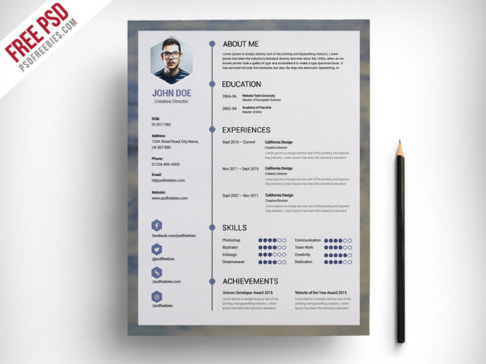 best free resume templates for designers excellent blue template waiter description years Resume Excellent Resume Templates