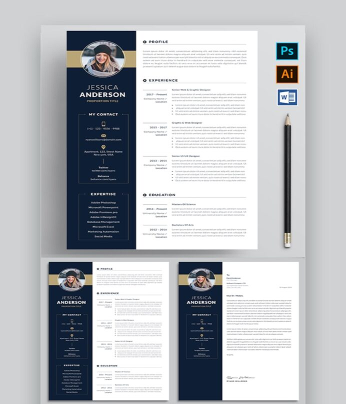 best professional business resume cv templates template clean medical objective examples Resume Business Resume Template