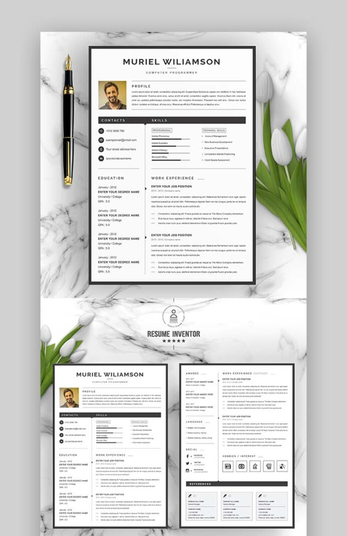 best professional business resume cv templates template gr oracle project accounting Resume Business Resume Template