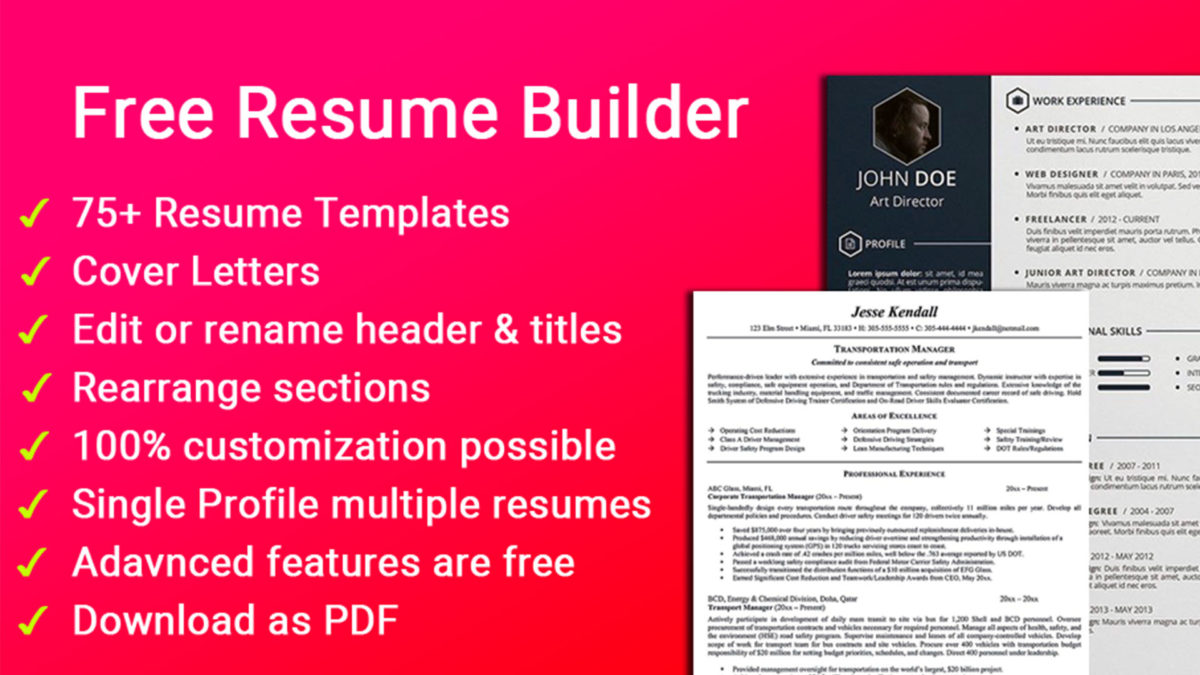 best resume builder apps for android authority free ipad aristoz screenshot 1200x675 Resume Free Resume Builder Ipad