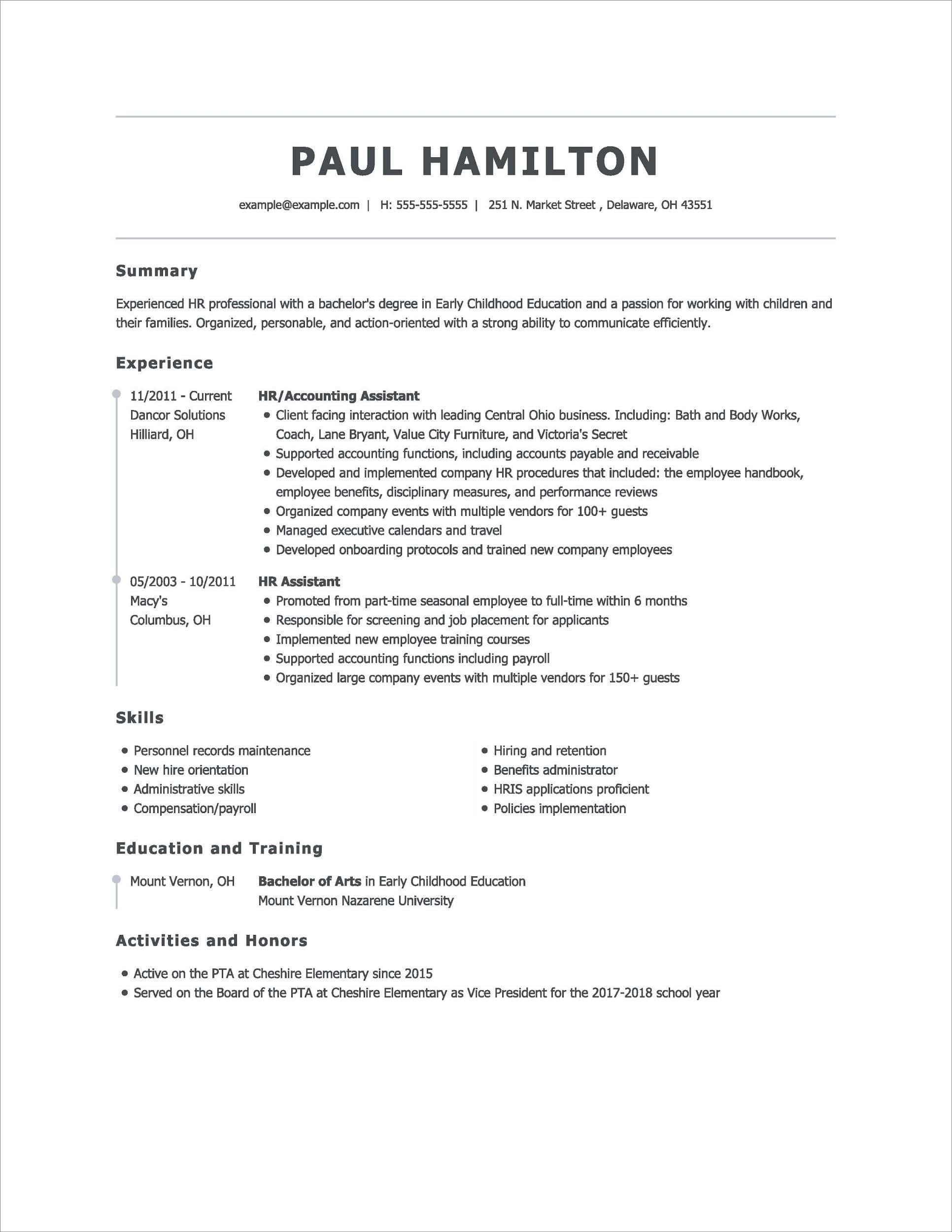 best resume builders free paid features builder examples social media manager salon Resume Resume Builder Examples