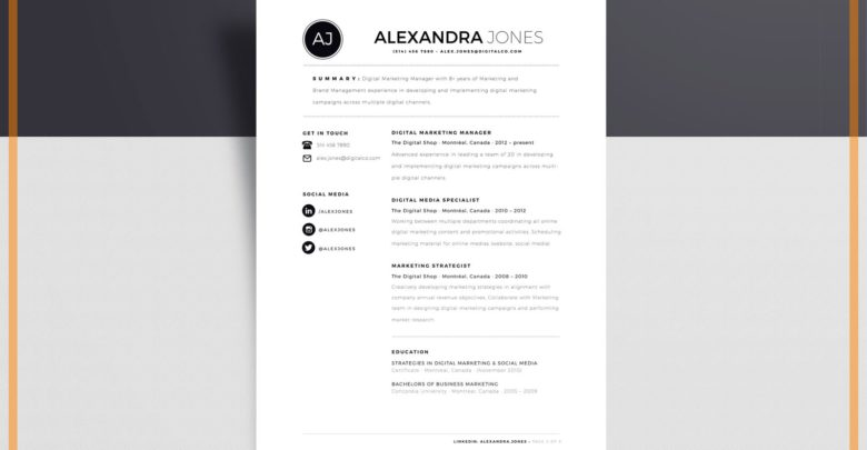 best resume examples albali templates site job accounting skills software 780x405 Resume Job Resume Examples 2021