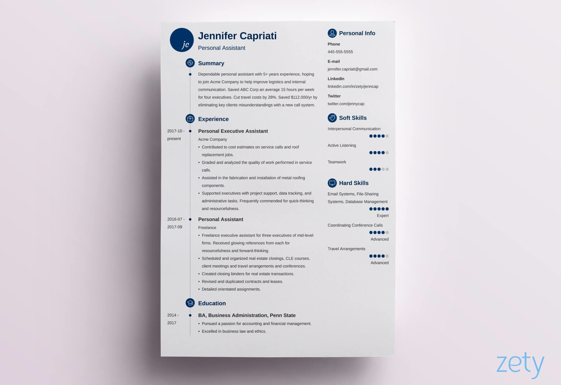 best resume format professional samples guidelines formats primo general labor summary Resume Resume Format Guidelines