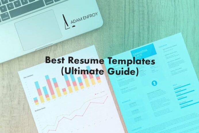 best resume templates for free easy downloads chronological template featured 750x500 Resume Chronological Resume Template 2021