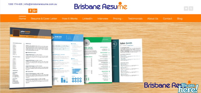 best resume writing services in brisbane top caregiver cover letter for senior financial Resume Resume Writing Services Brisbane