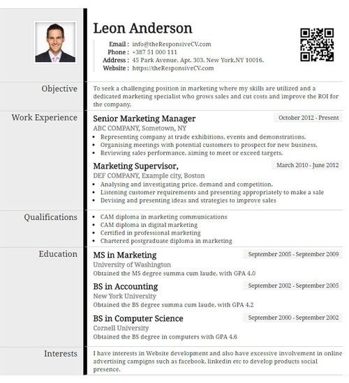 boast resume template create or import from design good examples linkedin fast food Resume Import Resume From Linkedin