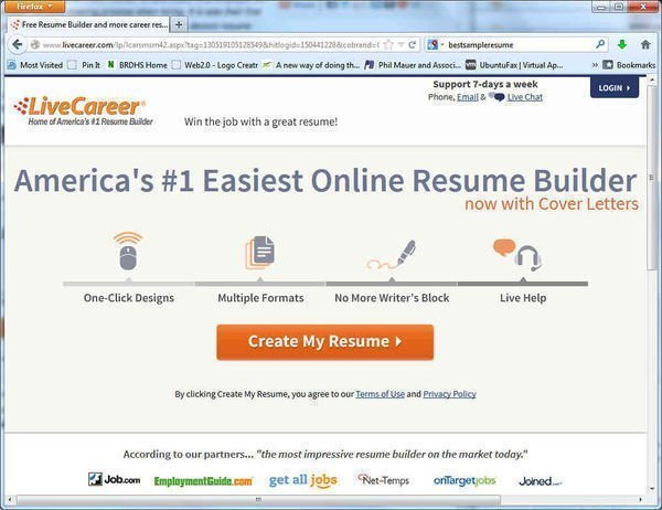 build high quality free resume with livecareer builder visihow templates 600px Resume Livecareer Free Resume Templates