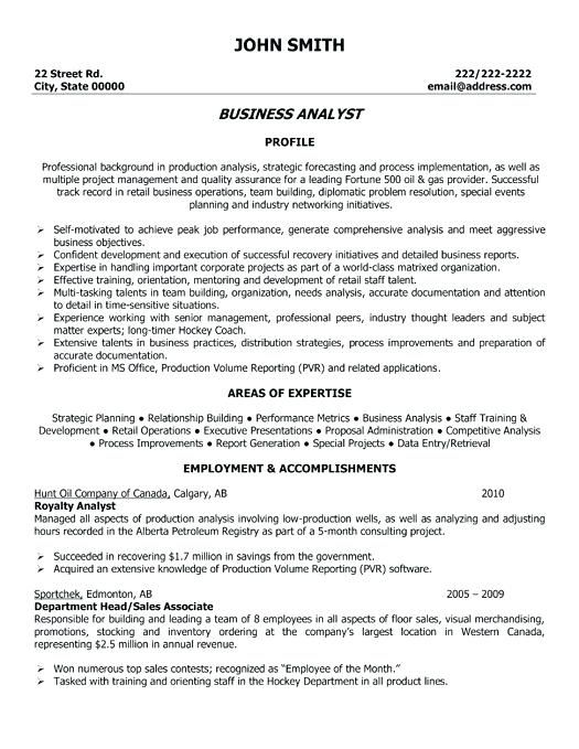 business analyst resume entry level sample analys template format for fresher college Resume Resume Format For Business Analyst Fresher