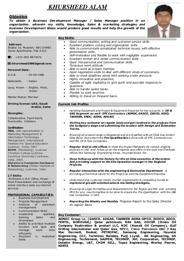 business development manager oil gas objective for resume and resident assistant job Resume Objective For Resume Oil And Gas