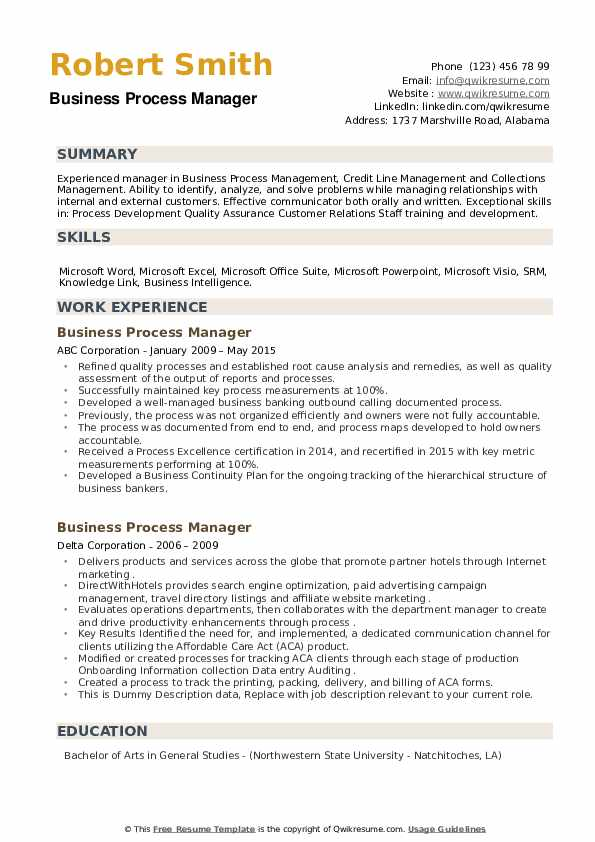 business process manager resume samples qwikresume management examples pdf solar Resume Business Process Management Resume Examples