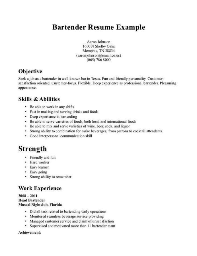 by bartender resume duties format job index of ups driver production summary guest Resume Bartender Job Duties Resume