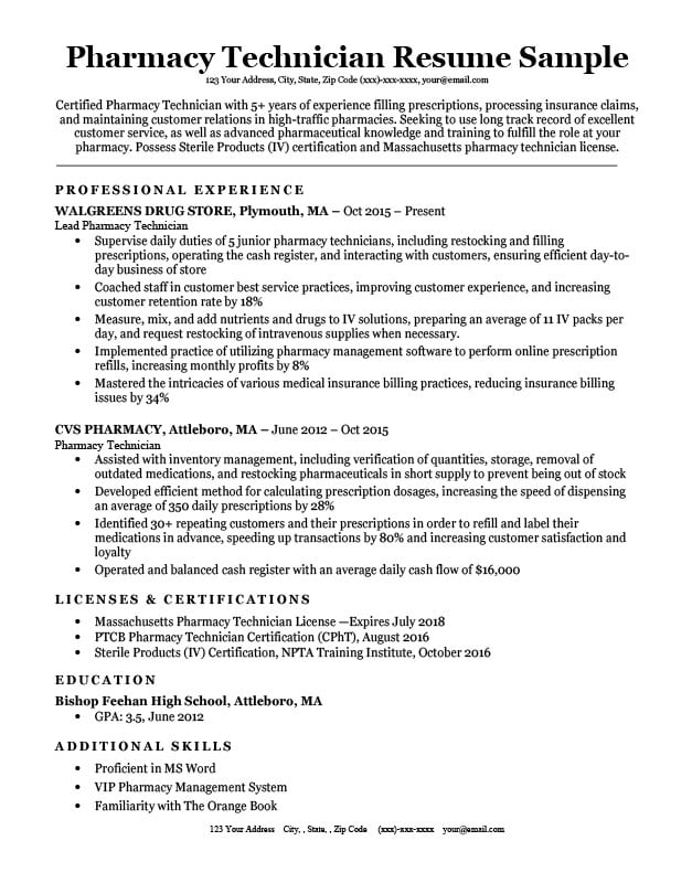 by tech resume samples format sterile processing technician example merchandising manager Resume Sterile Processing Technician Resume Example