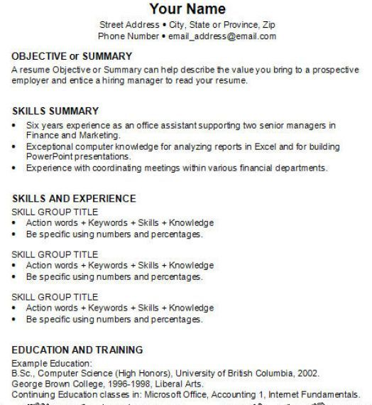 by to write job resume format making your first visual merchandiser direct care counselor Resume Making Your First Resume
