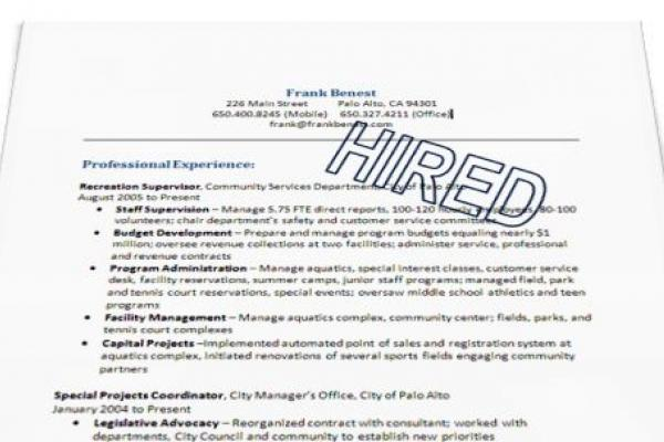 career compass no frank rules for resume writing icma org different styles of restaurant Resume Different Styles Of Resume Writing