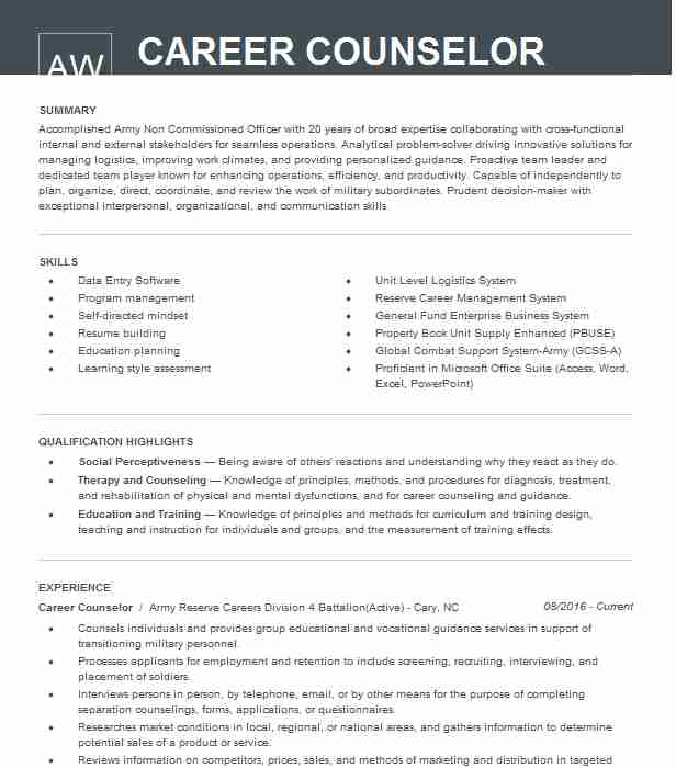career counselor examples resumes livecareer counseling and resume writing massage Resume Career Counseling And Resume Writing