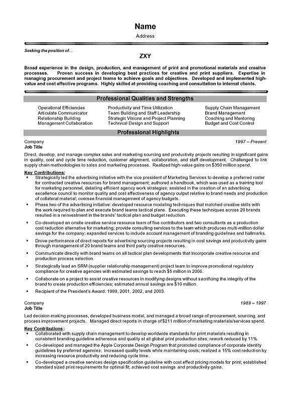 career objective sample project manager resumes for resume executive7a copy editor Resume Objective For Resume Project Manager