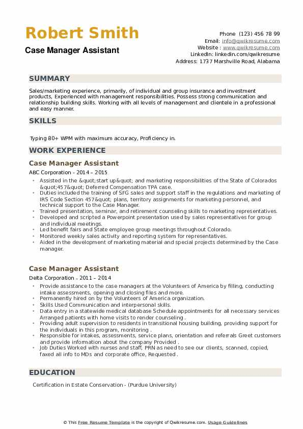 case manager assistant resume samples qwikresume job description pdf another word for Resume Case Manager Job Description Resume