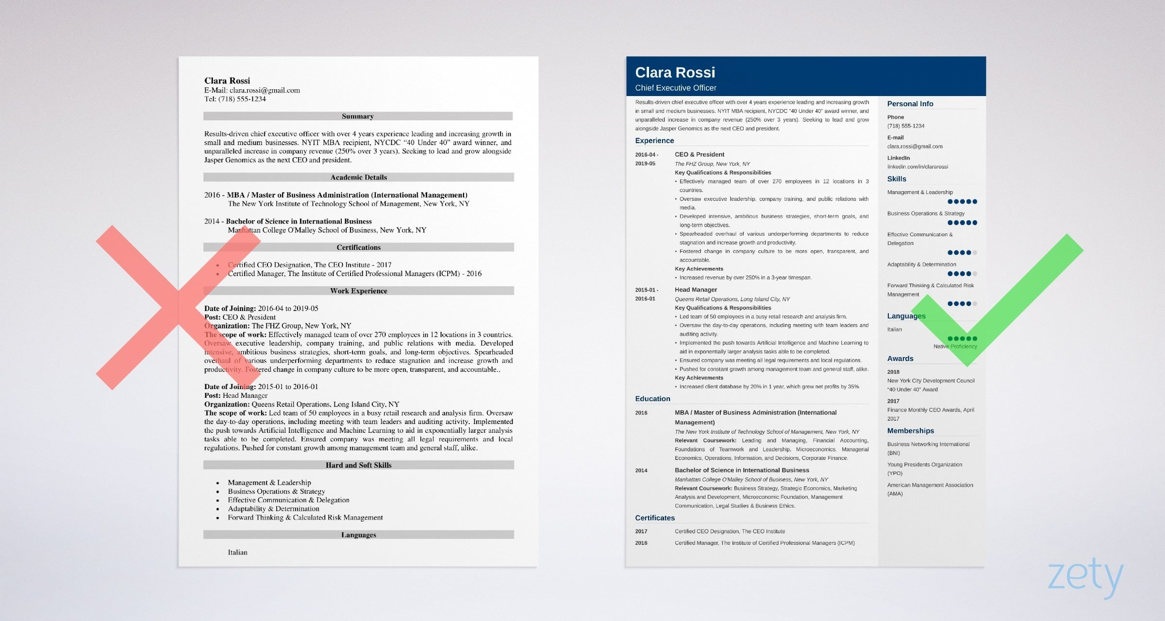 chief executive officer ceo resume template examples core competencies example sample for Resume Core Competencies Resume 2017