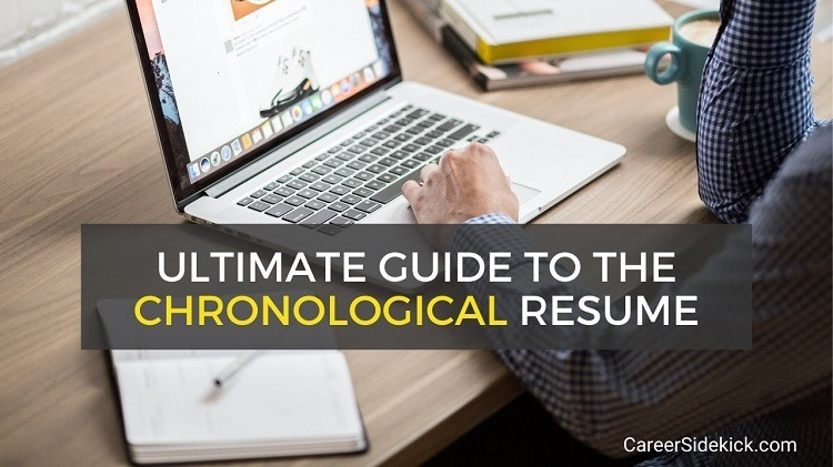 chronological resume the best format and to write it career sidekick pros cons definition Resume Chronological Resume Pros And Cons