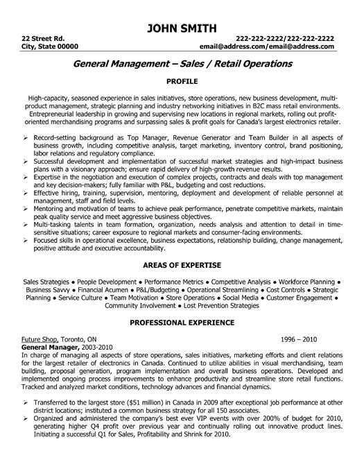 click here to this general manager resume template http resumetempla job samples examples Resume Resume Specialist Toronto