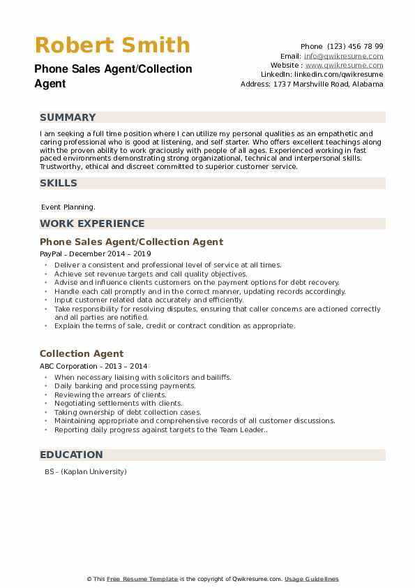 collection agent resume samples qwikresume job description pdf visually attractive free Resume Collection Agent Job Description Resume