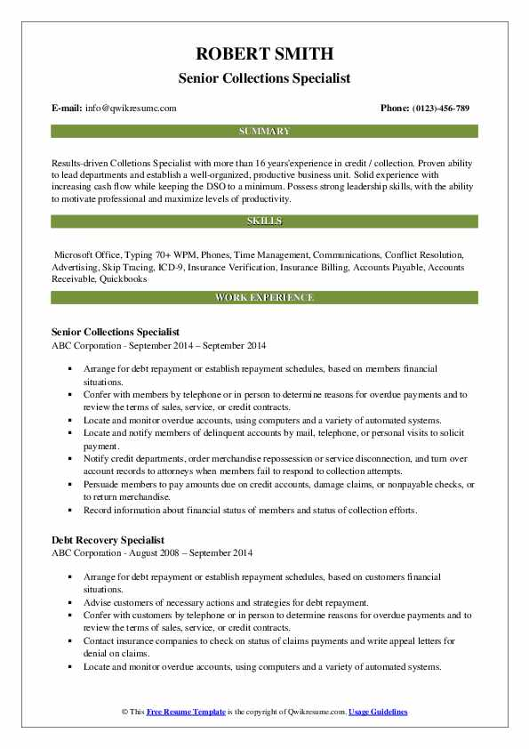collections specialist resume samples qwikresume medical billing and pdf crisis Resume Medical Billing And Collections Specialist Resume