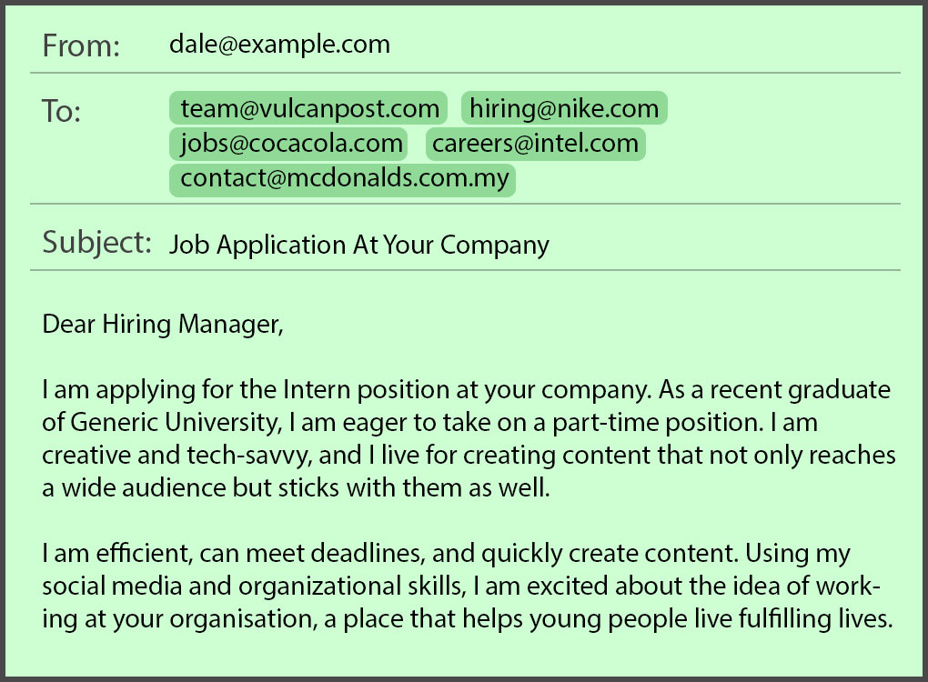 common job application mistakes in emails resumes by seekers content for sending resume Resume Content For Sending Resume