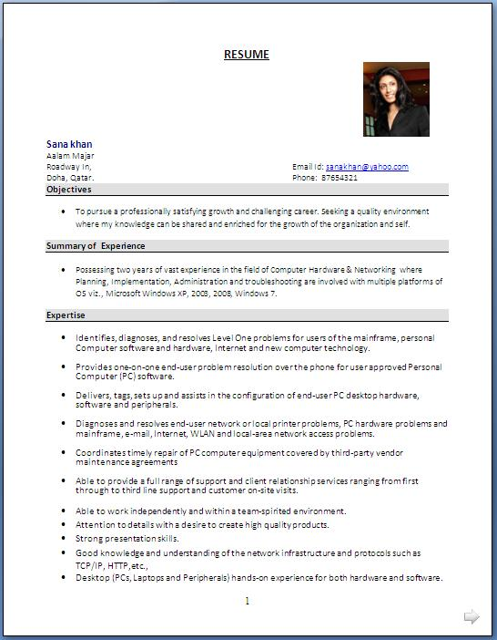 computer networking engineer resume hardware and system administrator format appraiser Resume Computer Hardware And Networking Engineer Resume