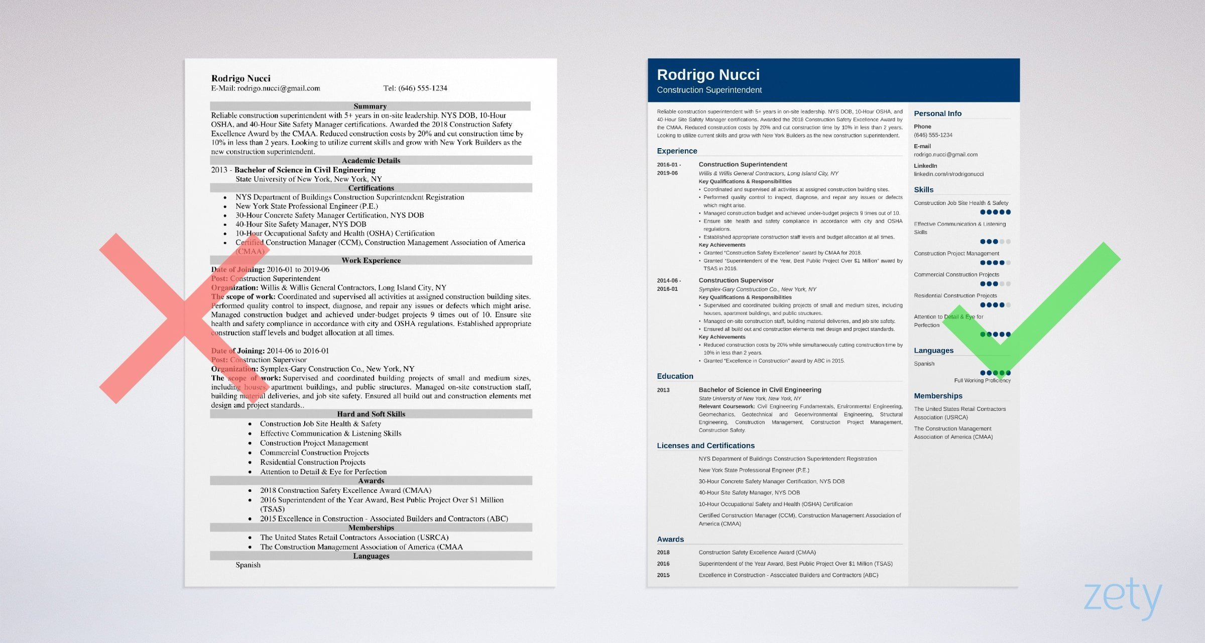 construction superintendent resume examples template and samples example biochemistry Resume Construction Superintendent Resume Examples And Samples