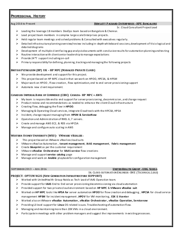 consultant devops engineer resume cv operations skills and abilities examples sample for Resume Cloud Operations Engineer Resume