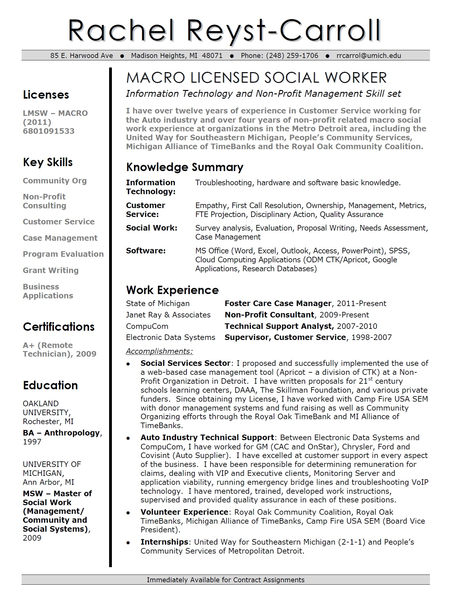 counselor resume ipasphoto mesmerizing for summer in amypark us inside help nyc embedded Resume Day Camp Counselor Resume