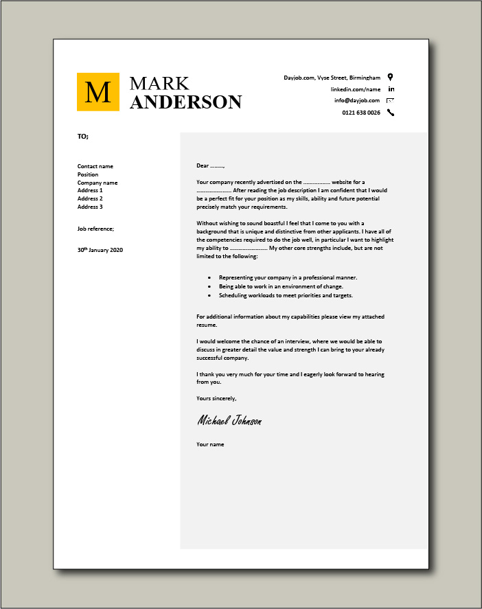 cover letter examples for different job roles in dayjob appropriate references resume Resume Appropriate References For Resume