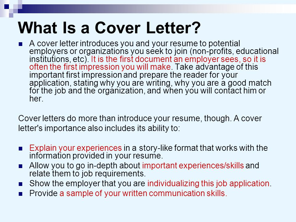 cover letters and business importance of letter with resume is freshman bilingual skills Resume Importance Of Cover Letter With Resume