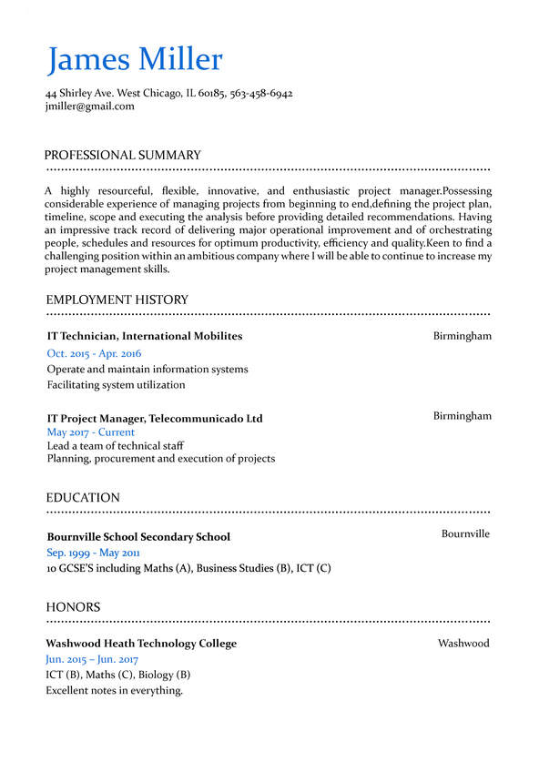 create perfect resume in minutes builder full documentation of project carousel cv20 Resume Full Documentation Of Resume Builder Project