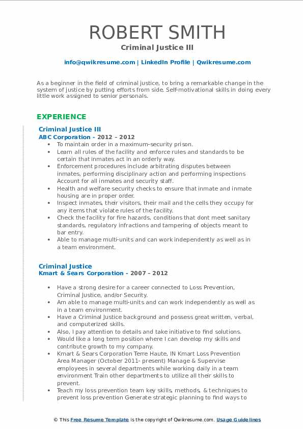 criminal justice resume samples qwikresume examples pdf noc analyst the purpose of cover Resume Criminal Justice Resume Examples