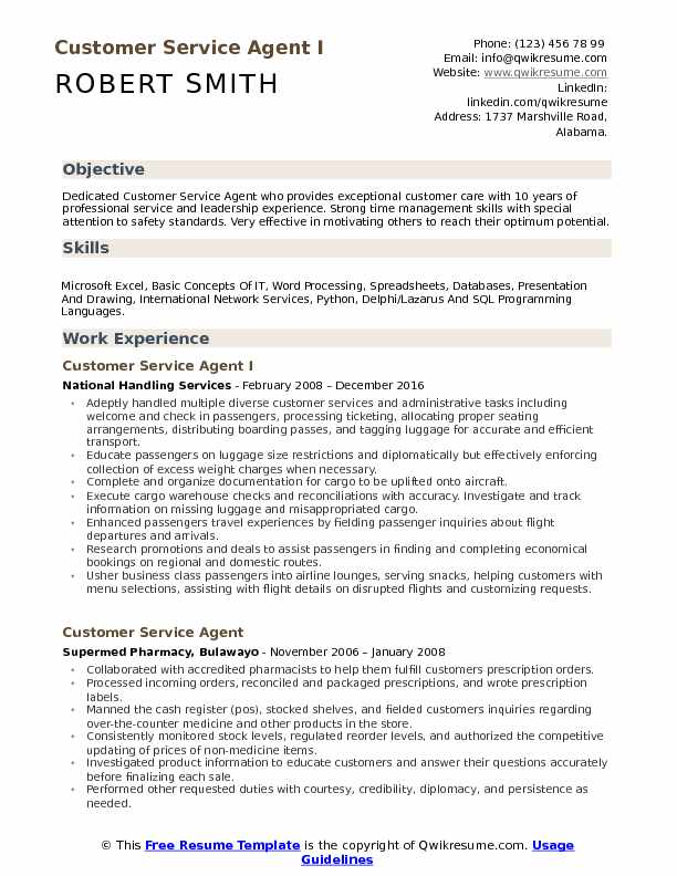 customer service agent resume samples qwikresume action words for pdf luxury retail crew Resume Resume Action Words For Customer Service
